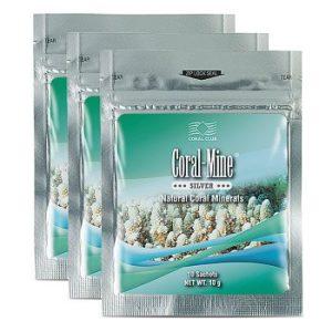 Минеральная композиция из природного коралла для кондиционирования питьевой воды. Улучшает органолептические свойства воды, регулирует минеральный обмен.
