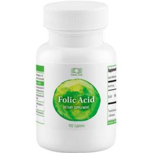 Натуральный источник фолиевой кислоты, необходимой для синтеза клеток крови и нейронов, воспроизведения ДНК и РНК. Также витамин В9 нужен для нормального развития тканей эмбриона при беременности.